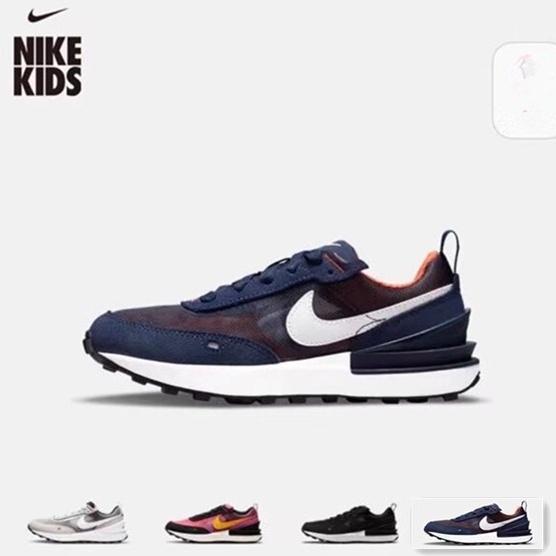 新款 耐吉童鞋 NIKE WAFFLE ONE 華夫三代 兒童跑步鞋 時尚百搭舒適運動鞋 休閒鞋 潮鞋 男女鞋寶寶學步鞋