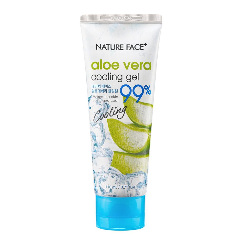 NATURE FACE ~ 99% 蘆薈涼感舒緩凝膠 (110ml)