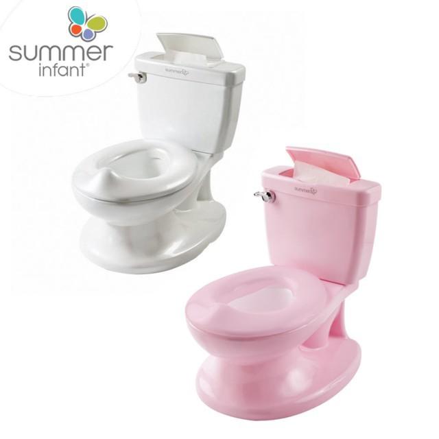 Summer Infant 寶寶自主學習小馬桶 (有沖水聲) 戒尿布好幫手 -2色