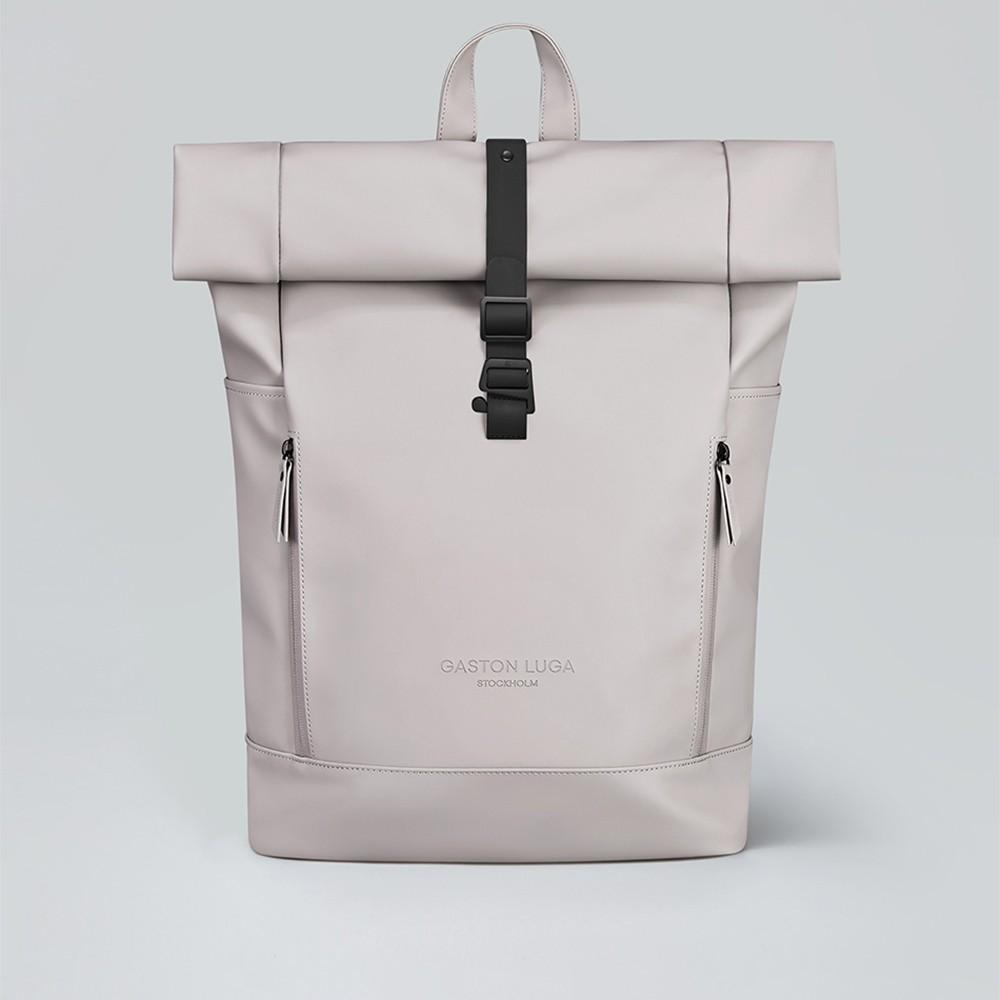 Gaston Luga 瑞典品牌 - 防水後背包 Rullen 灰褐(台灣公司貨)