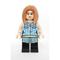 樂高 LEGO idea059 IDEAS六人行人偶  Rachel Green (出自21319)