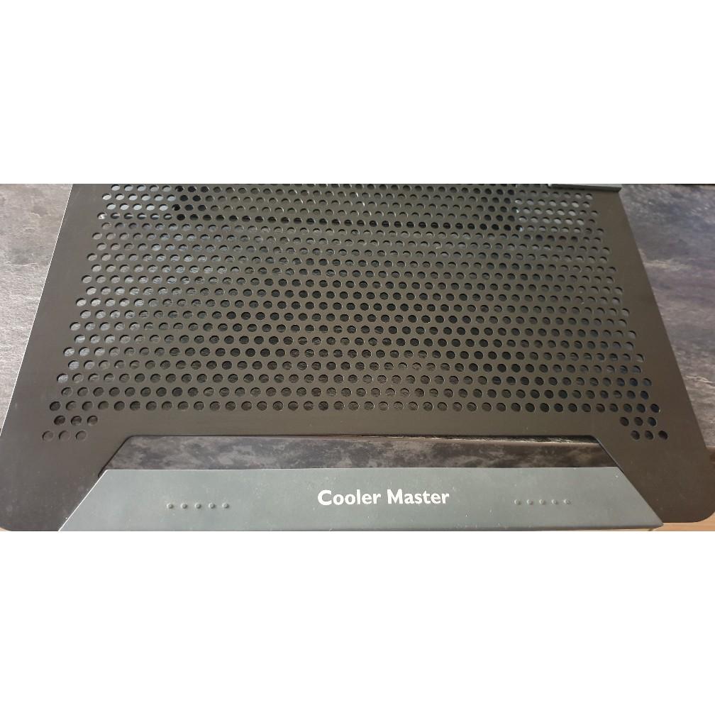 【黑桃K】九成新 CoolerMaster 酷媽 NotePal U2 Plus 筆記型電腦散熱墊