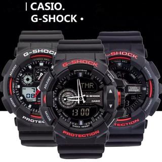 【實物拍攝】CASIO G-Shock GA-400 卡西歐手錶 情侶 學生 防震 防水 運動電子錶 新款 爆款 新北市