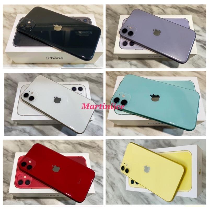 🧬10/8更新!降價嘍!🧬 二手機 台灣版 高CP值 iphone11 ( 6.1吋 64G 128G 256G )