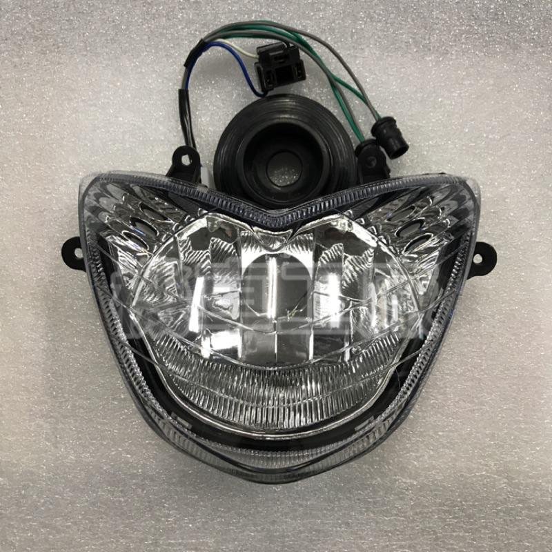 機車工廠 光陽 GP125 GP GP2 大燈組 前燈組 含小燈孔 副廠零件 台灣製造