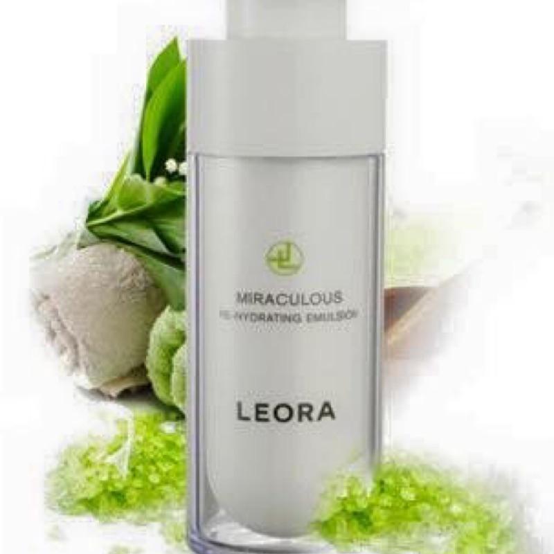Leora肌活保濕乳液 30ml ,一瓶組