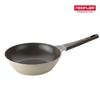 NEOFLAM Tilly Ivory Induction IH Court Pan_26cm