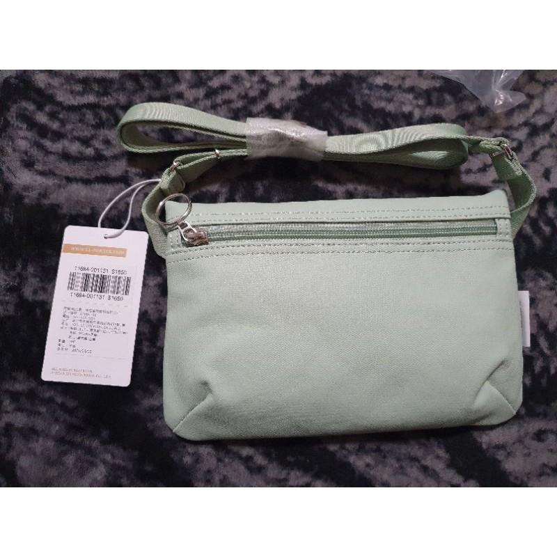 porter 福袋 綠色 袋包