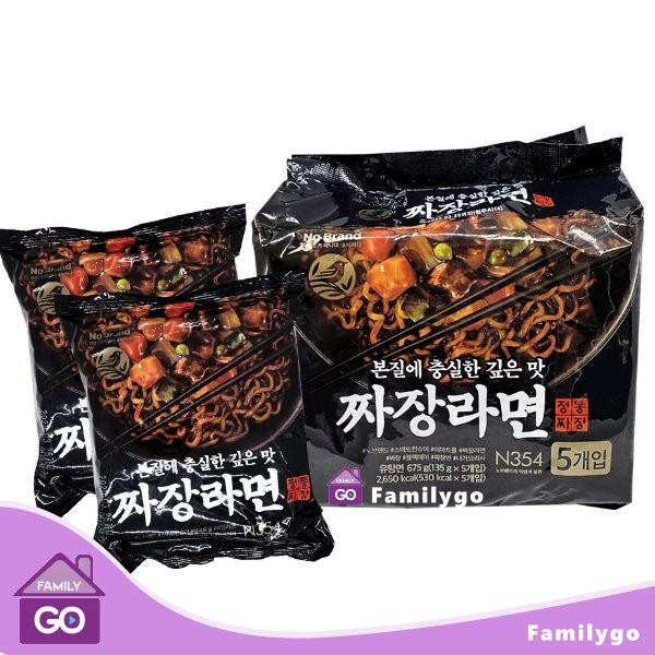 Familygo*韓國NO BRAND 經典炸醬拉麵