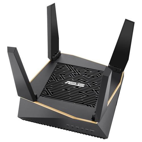 ASUS 華碩 RT-AX92U (單包裝) RT-AX92 AX6100 Ai Mesh 三頻 WiFi6 無線路由器
