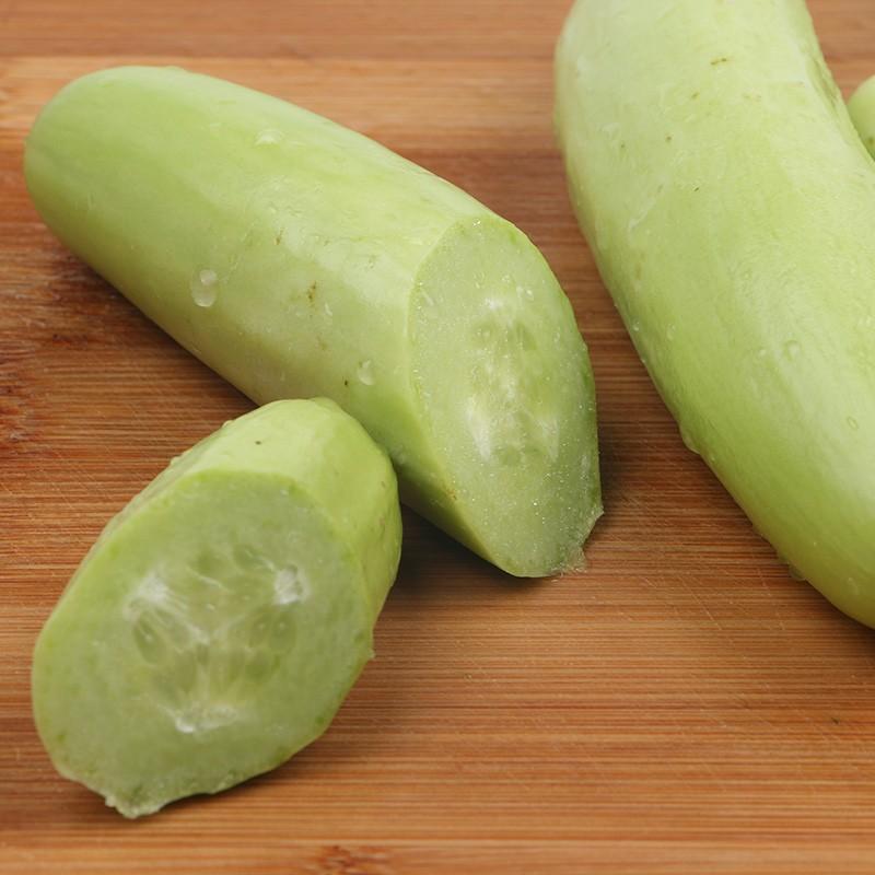 ↖ 日本 白玉奶油水果小黃瓜 可生食 (種子) ↗