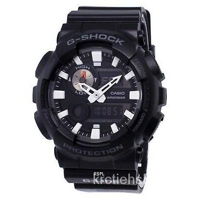 Casio卡西歐男士SHOCK雙顯式手錶GAX-100B-1A GAX100B-1A