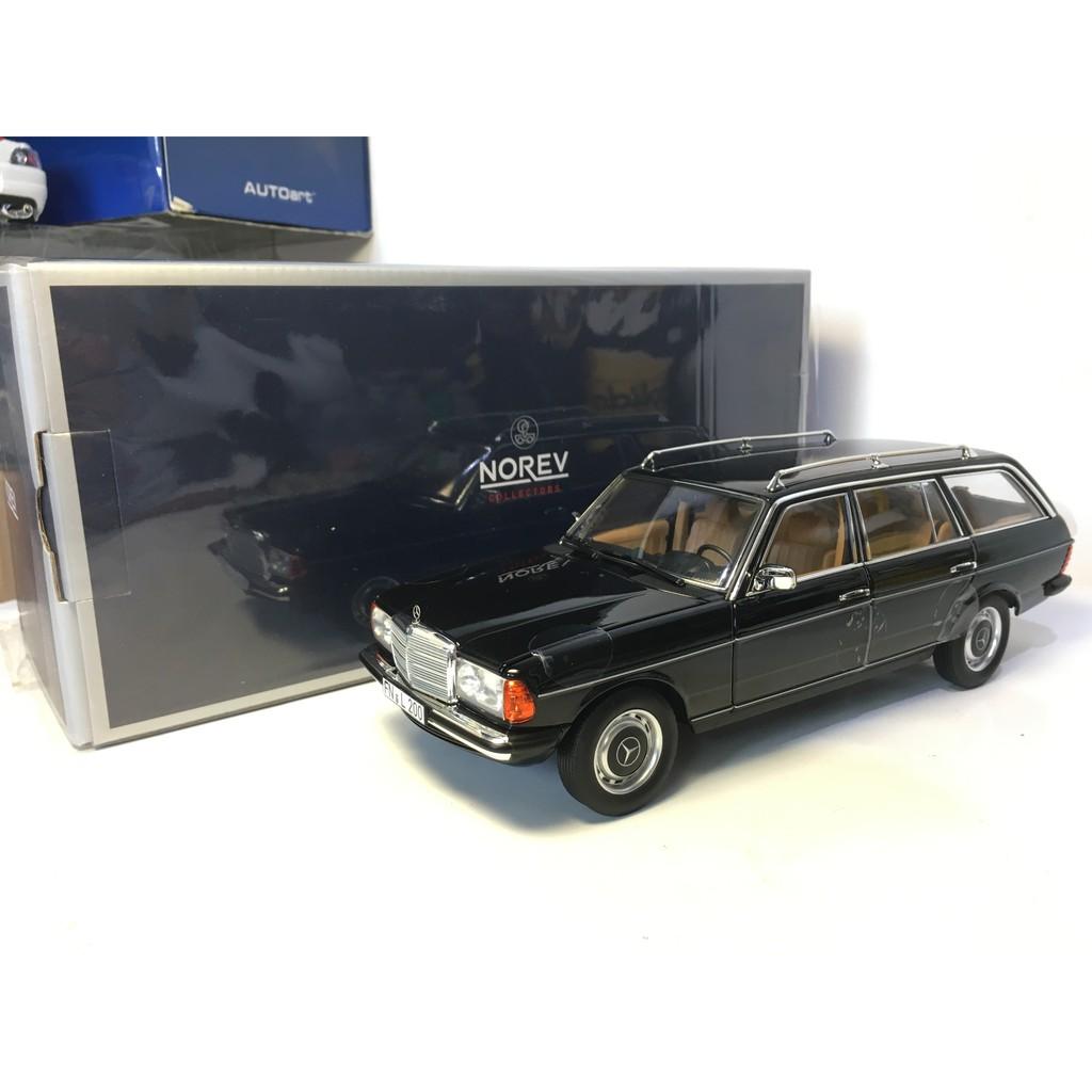 Norev Mercedes-Benz 200T 200 W123 1982 1:18 1/18 旅行車 骨董車