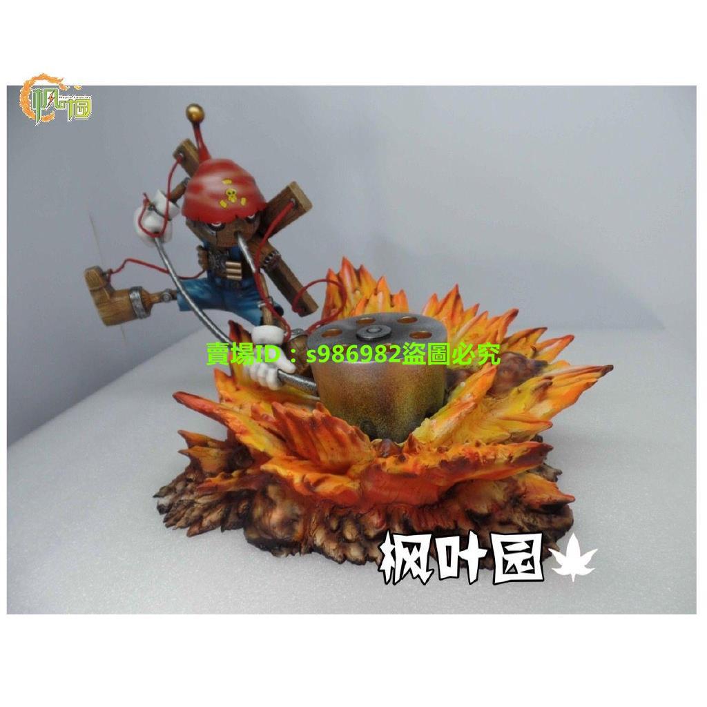 【 代購 預購 中國代理】楓葉園 數碼寶貝 DIY 暗黑4天王 木偶獸 爆炸鐵錘 手辦