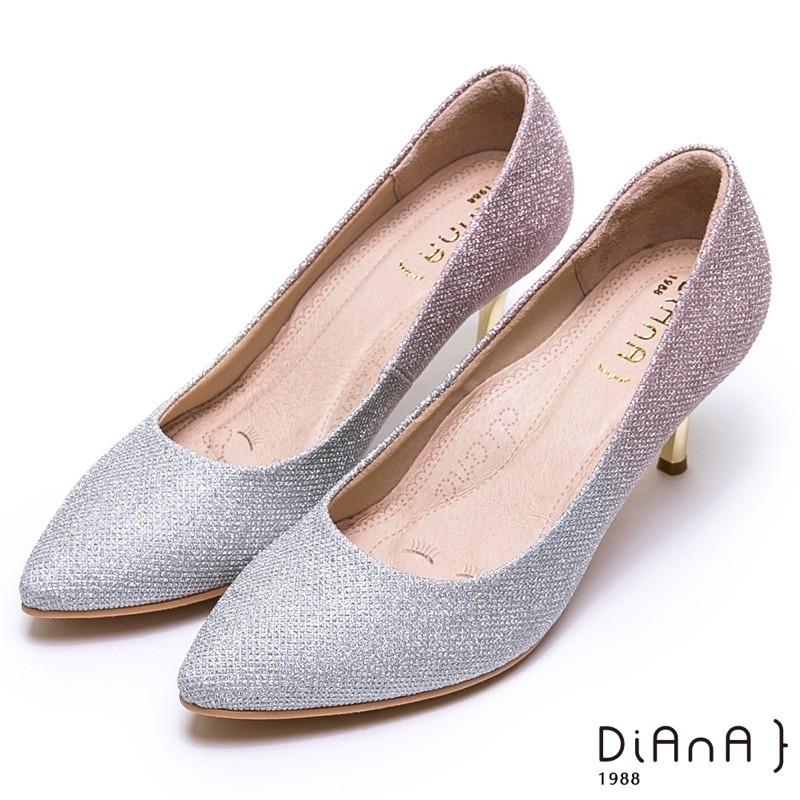 DIANA璀璨漸層婚鞋