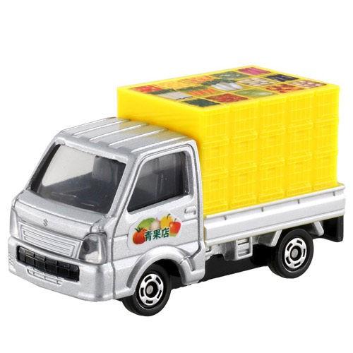 【TOMICA 】TAKARA TOMY 多美小汽車 No.89 SUZUKI CARRY 鈴木蔬果貨車