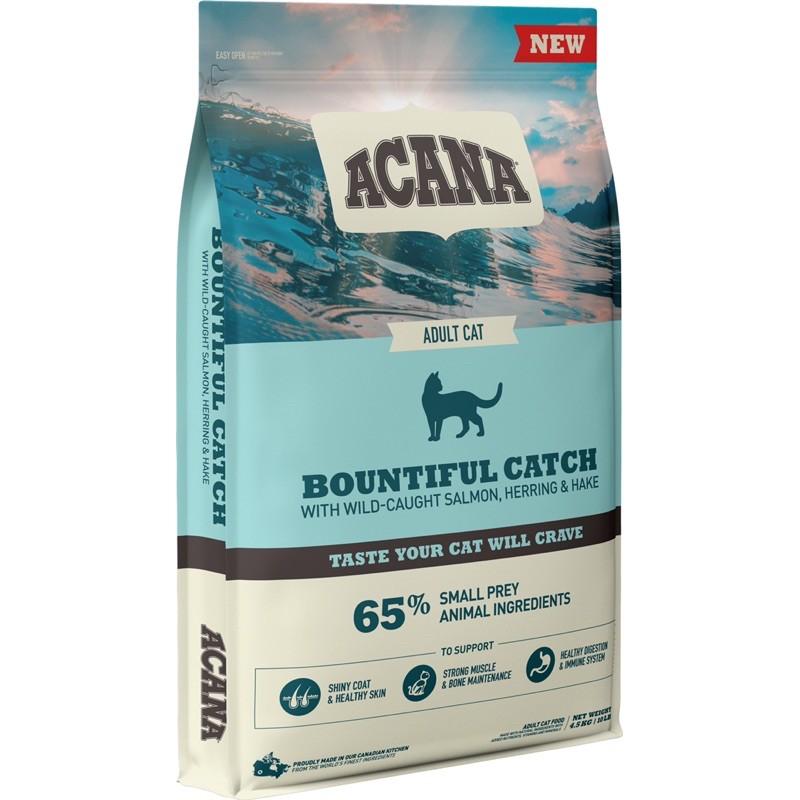 Acana 愛肯拿 豐盛漁獲貓 4.5kg