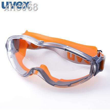 現貨♗UVEX 防霧護目鏡防風鏡防塵打磨防飛濺9302防勞保工業防護眼罩