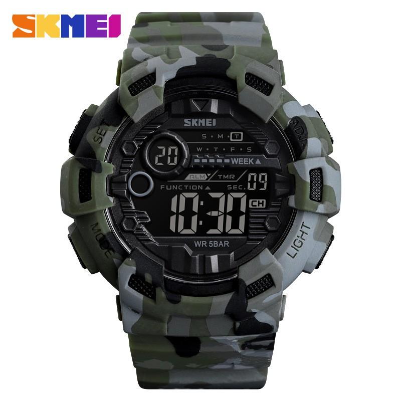 ⚡運動手錶⚡防水多功能手錶 禮物 現貨時刻美爆款戶外男士運動電子表個性多功能潮流學生外貿手表
