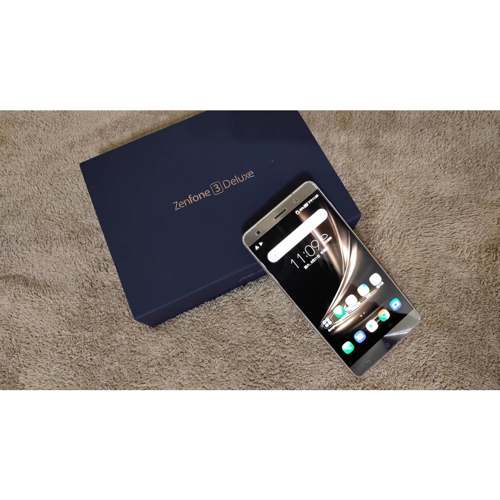 ASUS zenfone 3 deluxe 6G/64G #零件機 #可開機