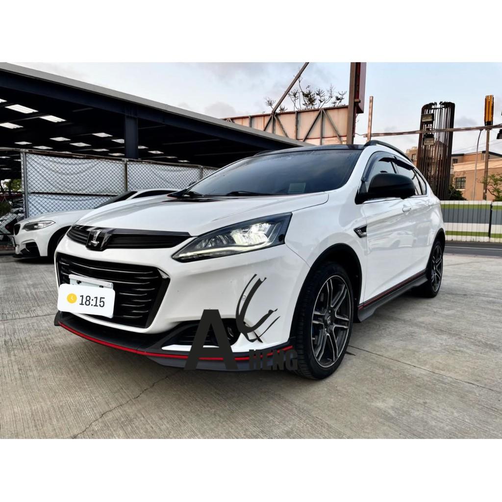 【FB搜尋桃園阿承】納智捷 超人氣U6 GT賽道版 2019年 1.8CC 白色 二手車 中古車