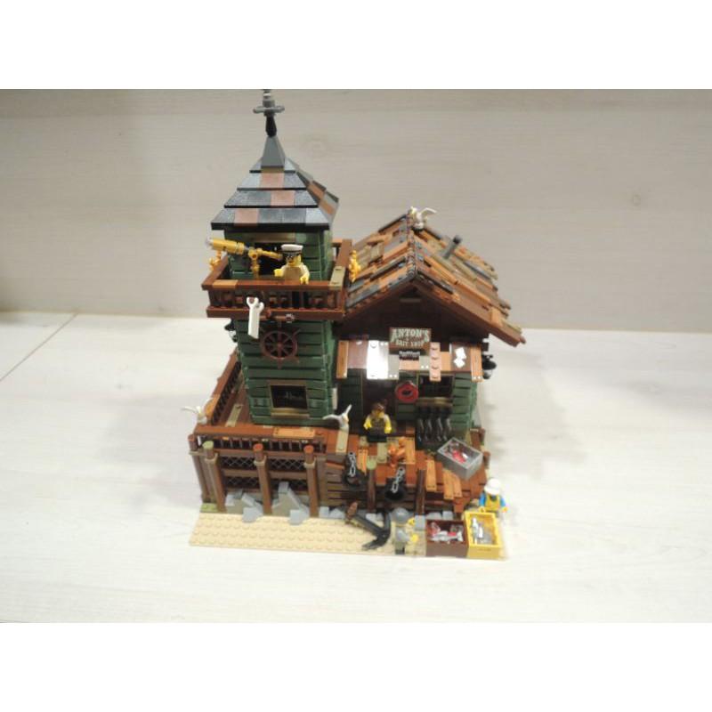 LEGO 21310 老漁屋(二手)
