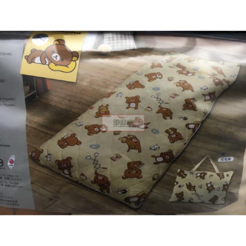 原廠授權 拉拉熊 HELLO KITTY 卡通兒童睡袋 臺製精品 角落生物 汪汪隊 兩用鋪棉 COSTCO 代購 好市多