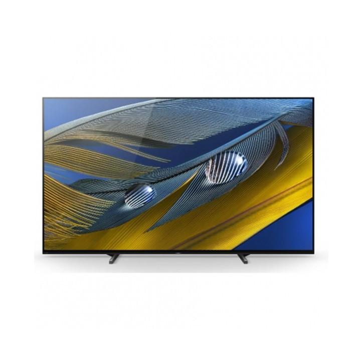 SONY 美規 XR-55A80J 55吋4K XR OLED液晶電視《名展影音》