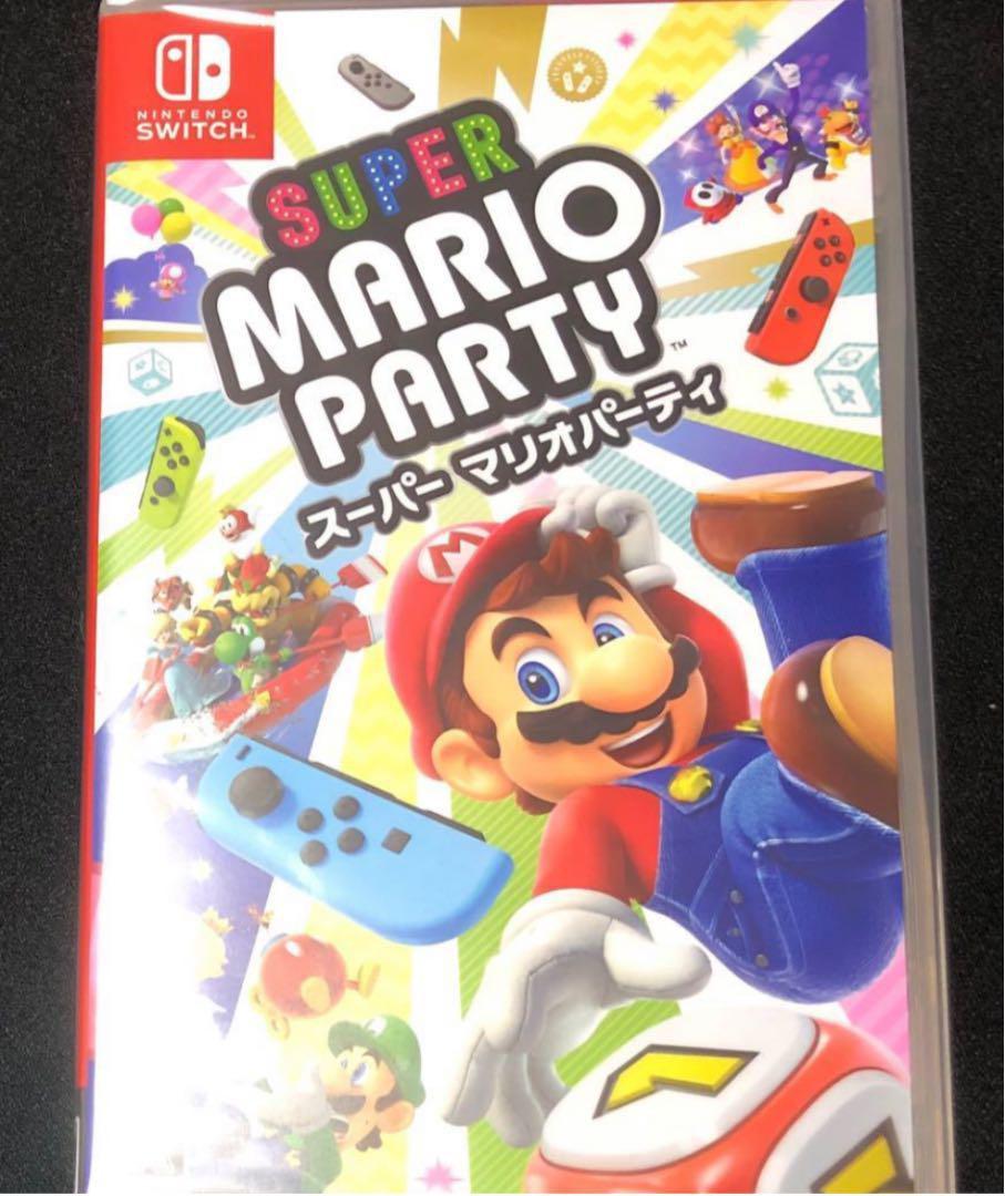 日本直送 二手 任天堂Switch 遊戲 超級瑪利歐派對