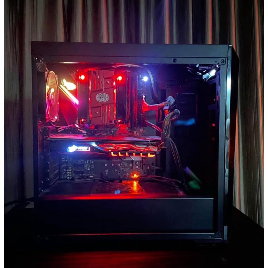 面交!可議!桌上型電腦I7-8700 MSI gtx1060 gaming vr x 6g ROG B360F-Gami
