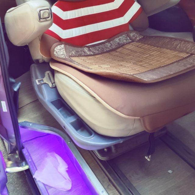 得利卡 8人2wd改裝spacegeer獨立旋轉座椅降價2套6000