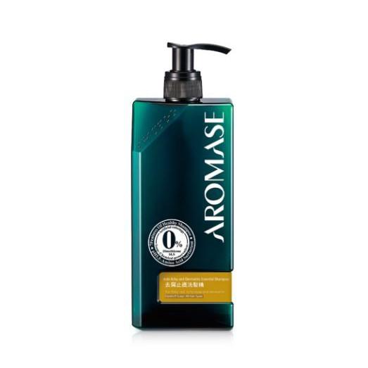 【AROMASE艾瑪絲】去屑止癢洗髮精 400mL (頭皮屑/頭皮癢/毛囊炎/脂漏)[原廠公司貨]