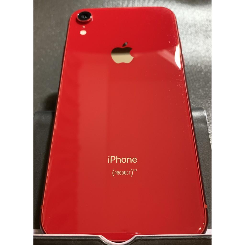 台版二手 Apple iPhone XR 64G&128G&256G 紅色+贈品