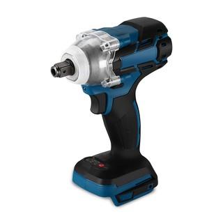18V 520N.m無繩電動扳手馬達1/ 2英寸方形無刷可充電扳手LED燈