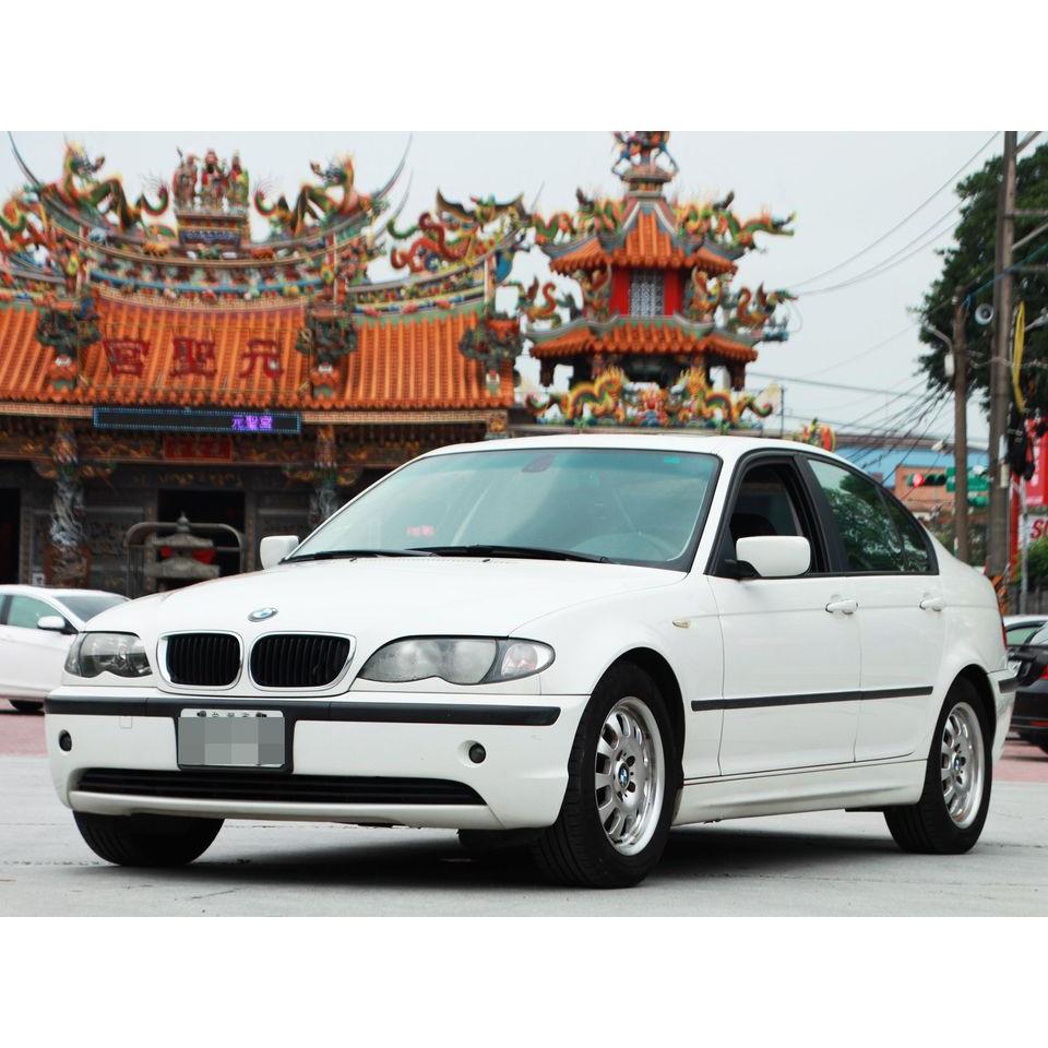 2003 BMW E46 318I 2.0