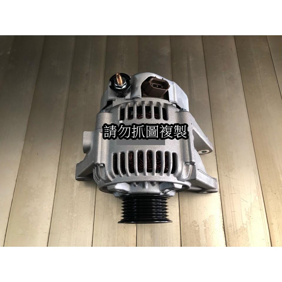 豐田 ALTIS 01-07 全新 日本件 發電機 另有VIOS CAMRY YARIS WISH RAV4