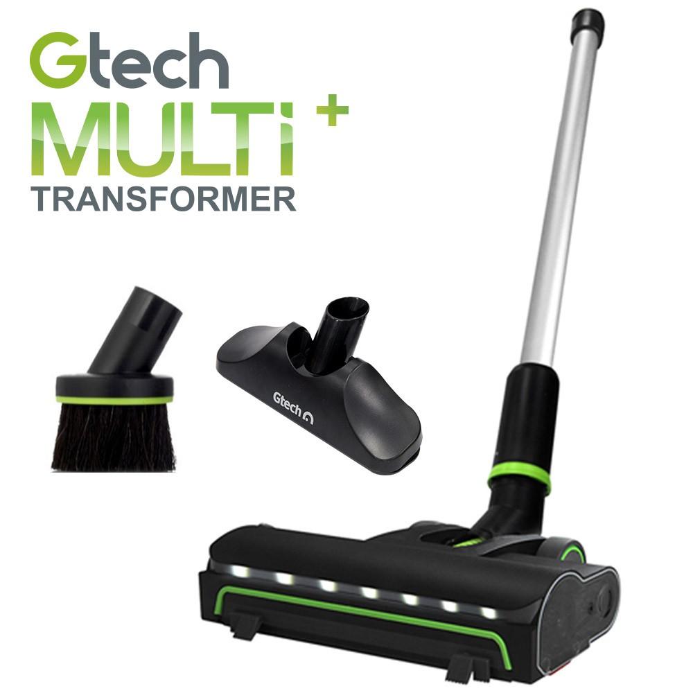 【生活工場】英國Gtech小綠Multi Plus原廠電動滾刷地板套件組