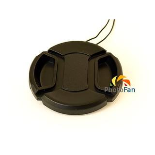 82mm 帶繩中扣式鏡頭蓋 通用 Canon EF 24-70mm f2.8L II USM 等其他鏡頭 臺南市