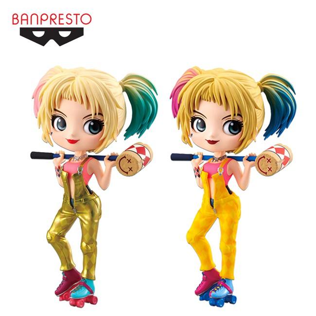 含稅 Q posket 小丑女 哈利奎茵 公仔 模型 猛禽小隊 小丑女大解放 DC漫畫 Banpresto 日本正版