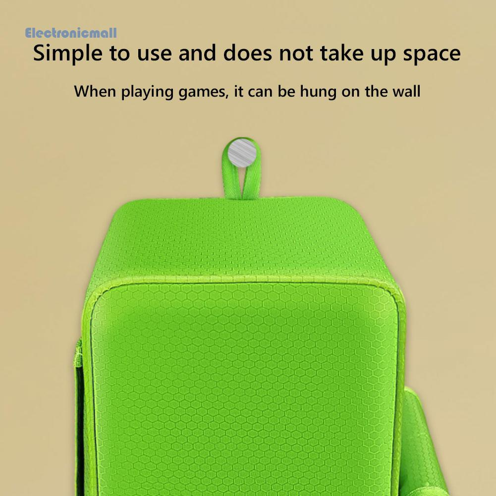 ElectronicMall01 Xbox series X游戲主機收納防塵保護罩XSX主機收納保護套防水罩