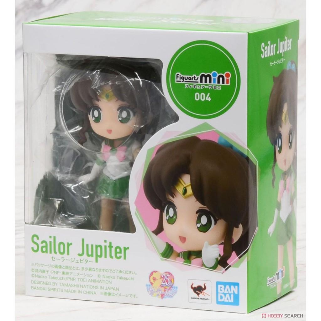 【大模玩】萬代 Figuarts mini FM美少女戰士 木野真琴 水手木星