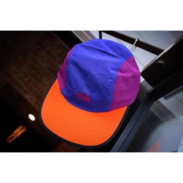 南◇現 THE NORTH FACE 92 RAGE BALL CAP 藍紫橘色 黑灰色 五分割帽 老帽帽子
