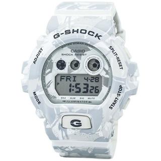 正版代購Casio卡西歐男士數字運動迷彩手錶G-SHOCK GD-X6900MC-7D 桃園市