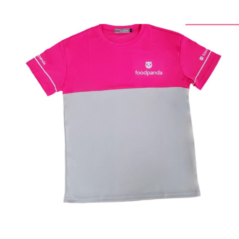 現貨 熊貓 短袖上衣 T恤 FOODPANDA