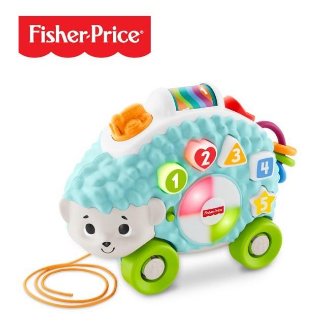 價格可談 Fisher-Price 費雪 LINKIMALS 聲光 學習 小刺蝟 全新 原廠貨源