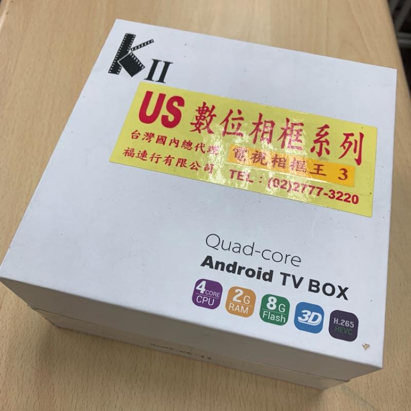 Quad-core Android TV Box