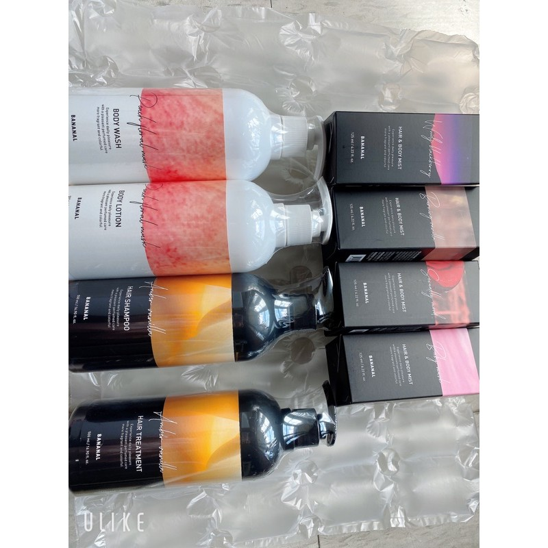 Bananal 韓國胺基酸香氛護理洗髮精 /潤髮乳 分裝(30ml/50ml/100ml)