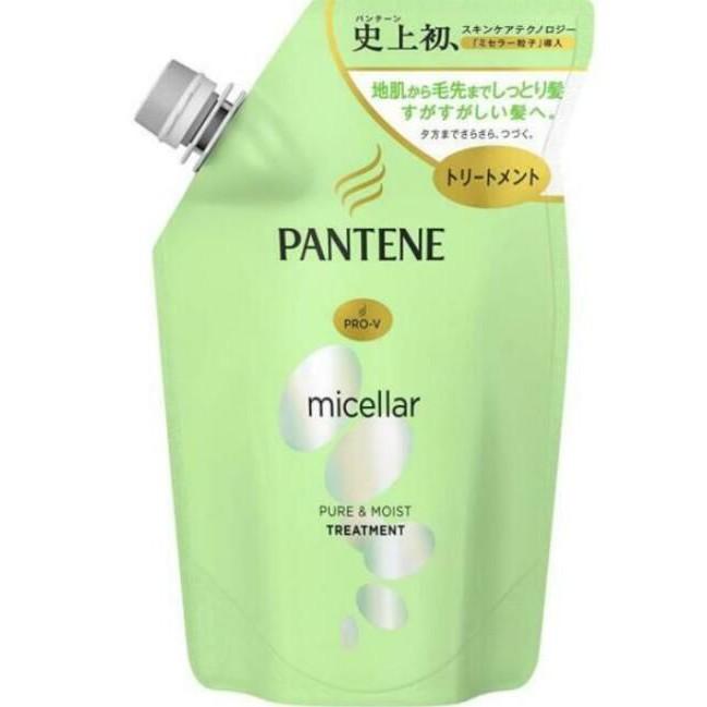 潘婷Miceller系列洗髮露/潤髮.補充包350ml