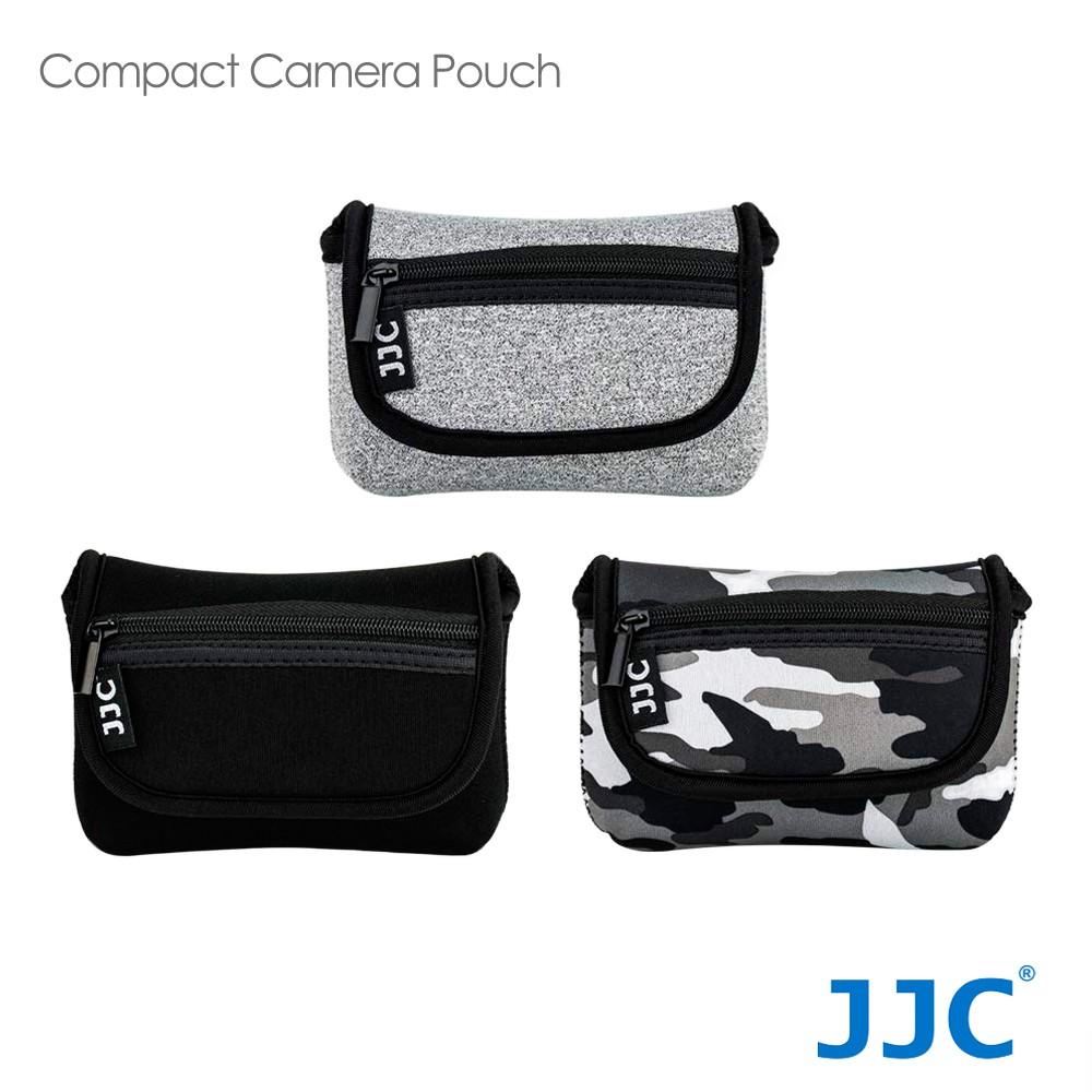 JJC 小型相機包 Camera Pouch QC-R1專為輕便型相機設計,纖薄時尚《2魔攝影》