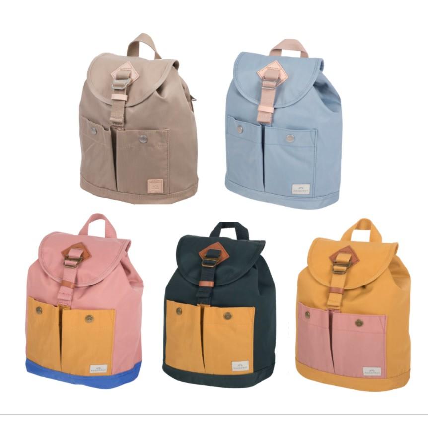 DOUGHNUT 大容量馬卡龍防潑水 後背包 書包 筆電包【品牌直營】MONTANA MINI 經典